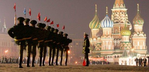 Rusland ruikt zijn kans